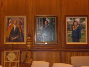 ハワイ知事室2